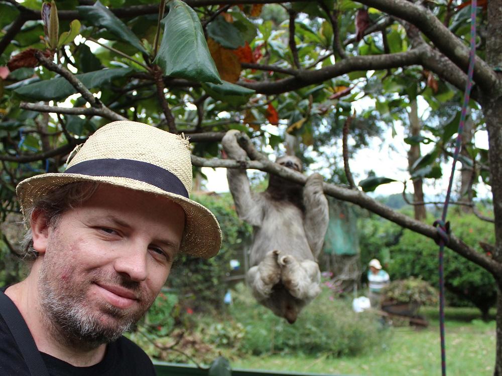 Toucan Rescue - Faultierselfie www.gindeslebens.com