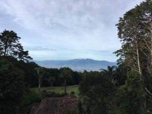 Ausblick auf San José Vistas del Conde Heredia Costa Rica www.gindeslebens.com