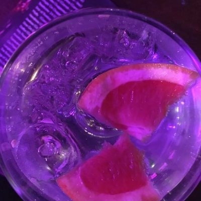 Gin Tonic Shenanigans Venue Portsteward www.gindeslebens.com