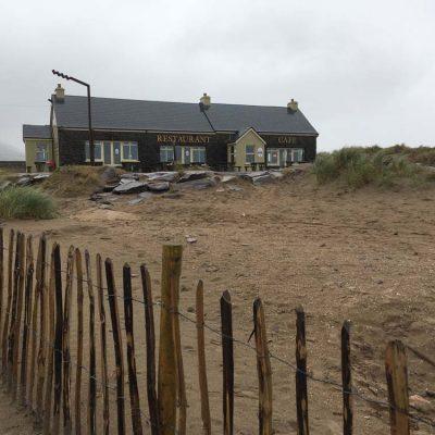 Inch Beach - Roadtrip Irland & Nordirland www.gindeslebens.com