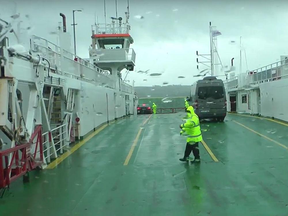 Shannon Ferries Fähre www.gindeslebens.com