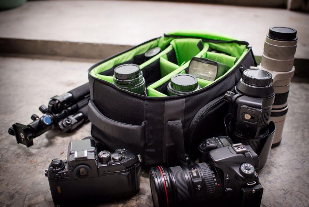 Kameratasche - Gastbeitrag von Kofferfuchs.de