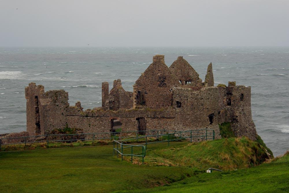 Dunluce Castle www.gindeslebens.com