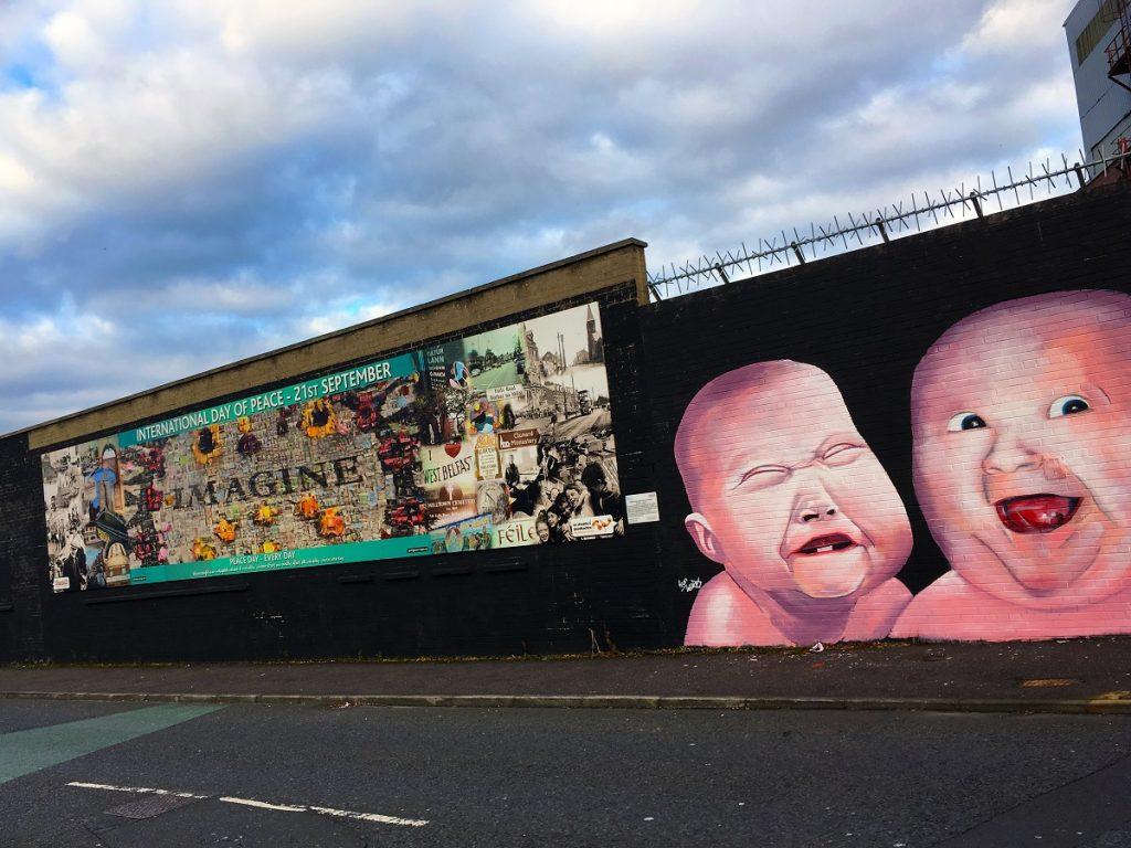 Sehenswürdigkeiten in Belfast - ein Tag in Nordirlands Hauptstadt www.gindeslebens.com