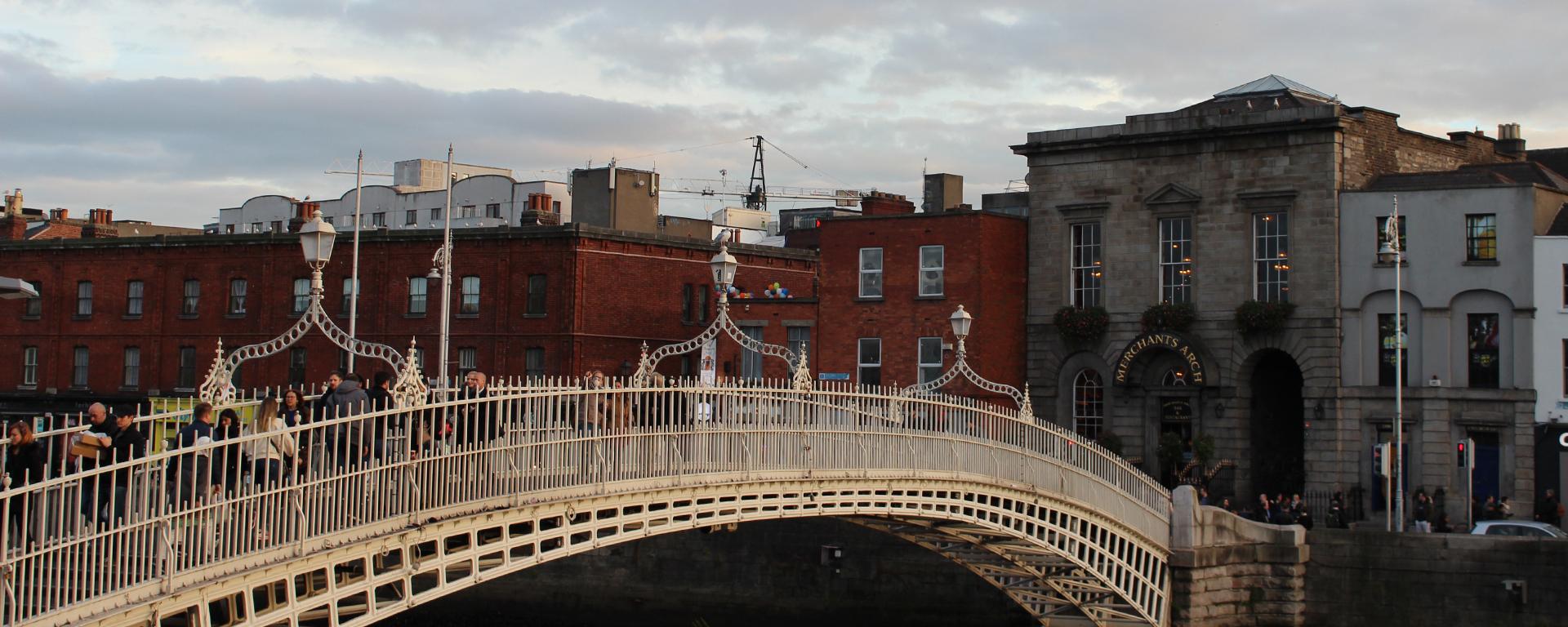 Sehenswürdigkeiten in Dublin - ein Tag in Irlands Hauptstadt