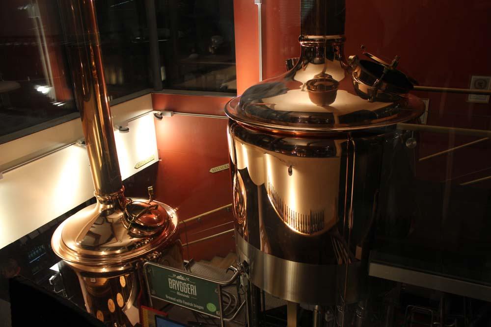 Essen und Trinken Finnland Helsinki kulinarisch erleben - Helsinki Bryggeri www.gindeslebens.com