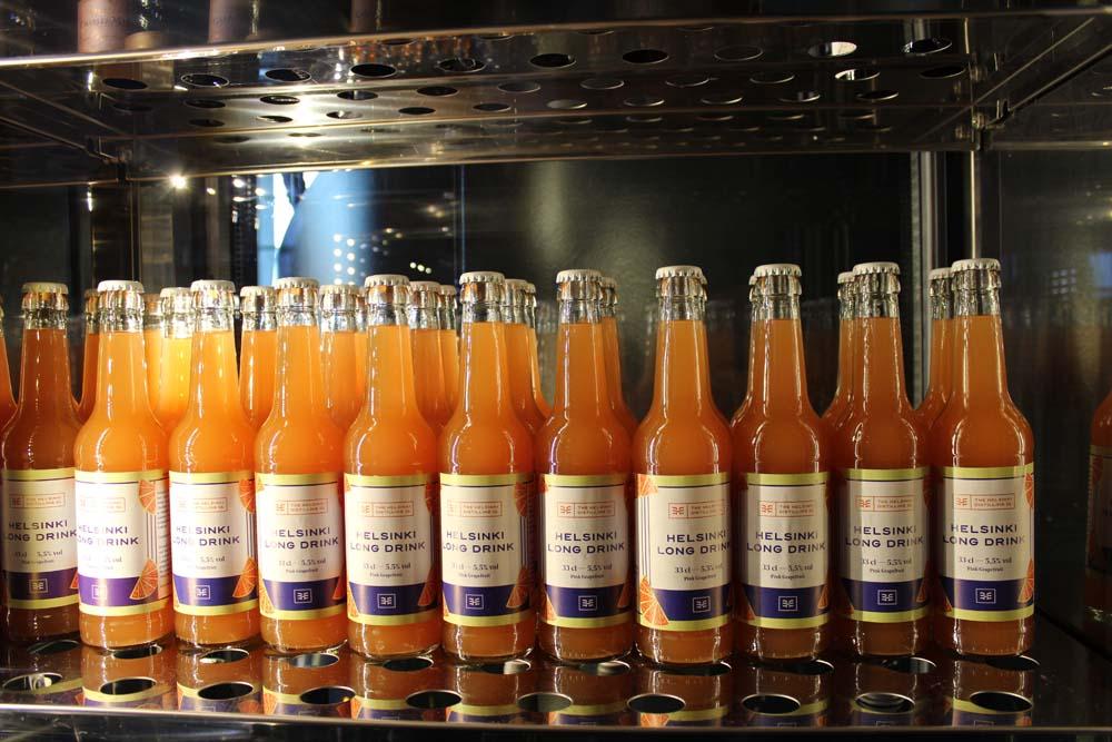 Longdrink Gin mit Grapefruit Helsinki kulinarisch erleben - Helsinki Distilling www.gindeslebens.com
