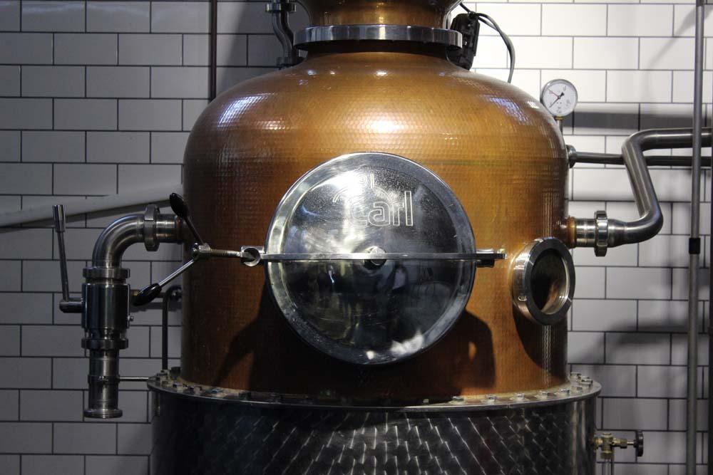 Carl Gin Destille Helsinki kulinarisch erleben - Helsinki Distilling www.gindeslebens.com