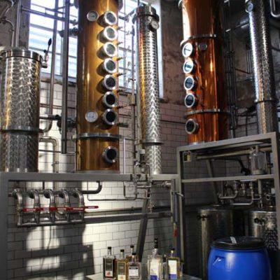 Helsinki kulinarisch erleben - Helsinki Distilling www.gindeslebens.com