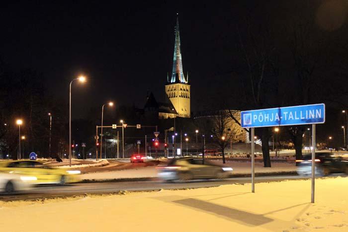 Sehenswürdigkeiten in Tallinn www.gindeslebens.com