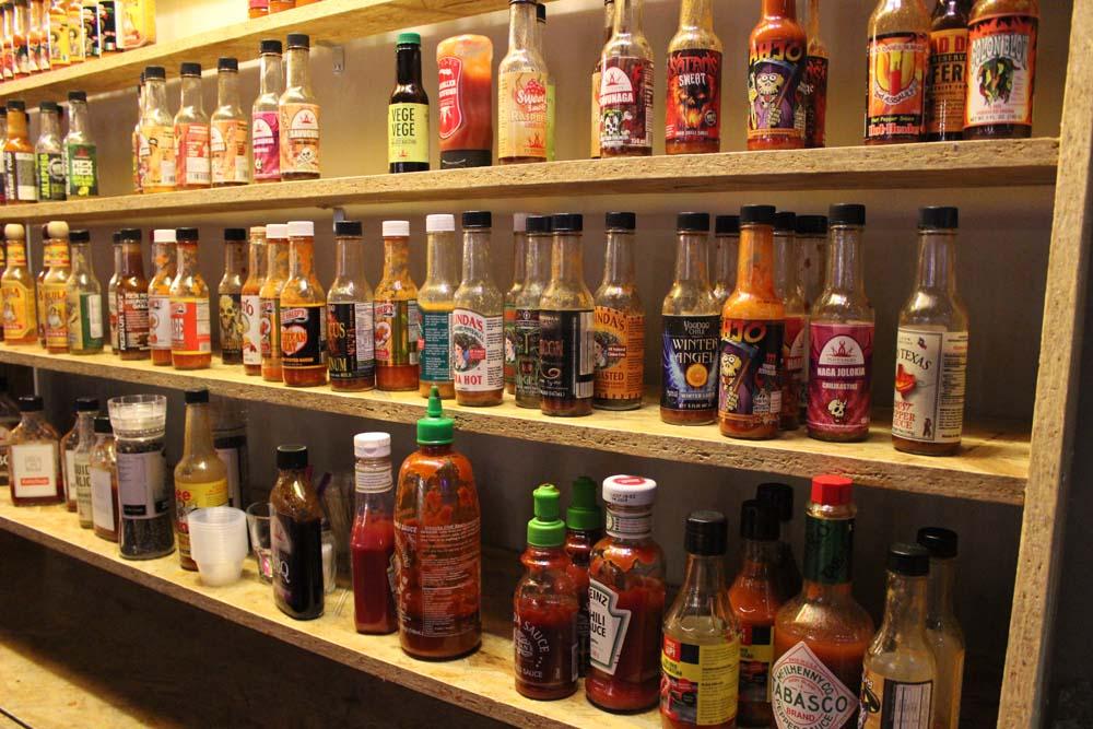 Essen und Trinken Finnland - Helsinki kulinarisch erleben Naughty BRGR Helsinki www.gindeslebens.com