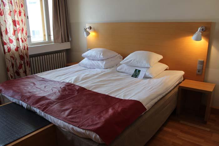 Zimmer Original Sokos Hotel Helsinki www.gindeslebens.com