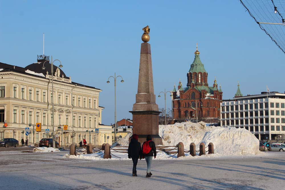 Esplanadi Park Helsinki Sehenswürdigkeiten - Aktivitäten & Tipps mit der Helsinki Card www.gindeslebens.com