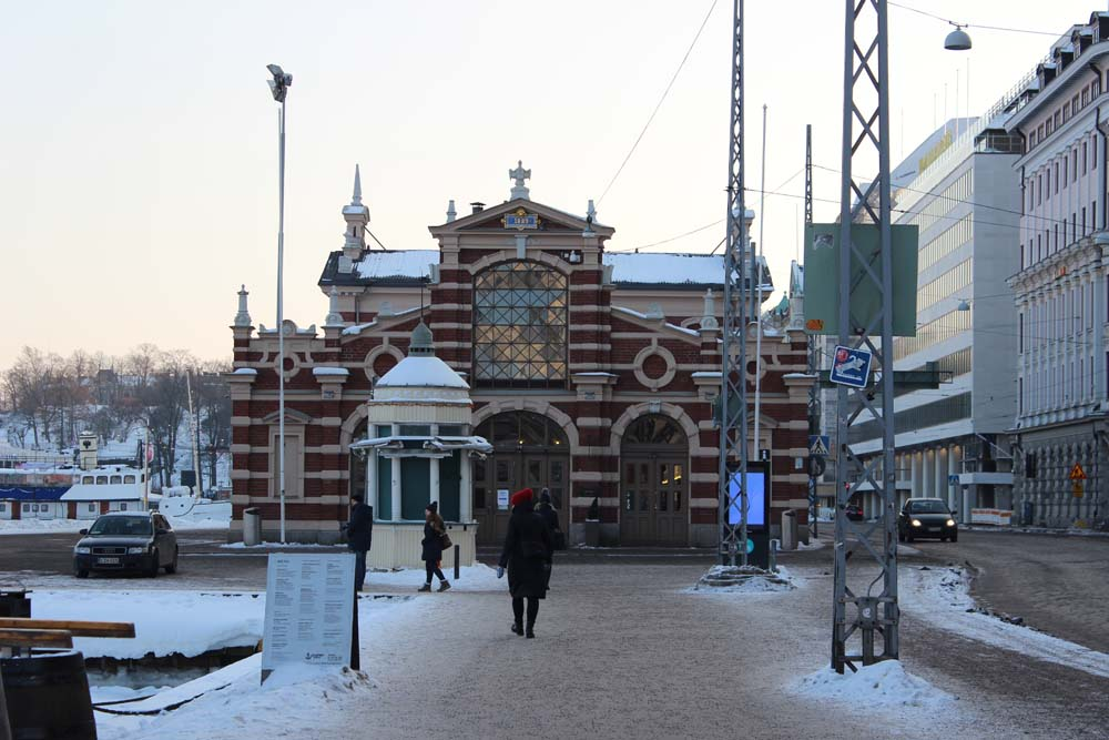 Markthalle Helsinki Sehenswürdigkeiten - Aktivitäten & Tipps mit der Helsinki Card www.gindeslebens.com