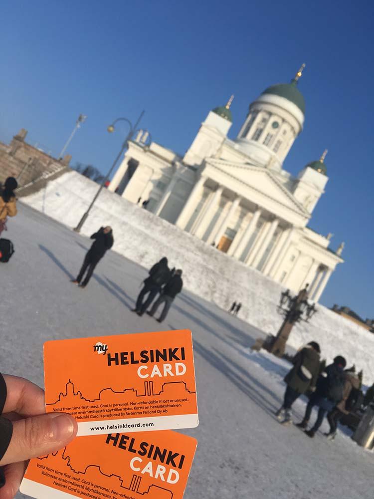 Helsinki Sehenswürdigkeiten - Aktivitäten & Tipps mit der Helsinki Card www.gindeslebens.com