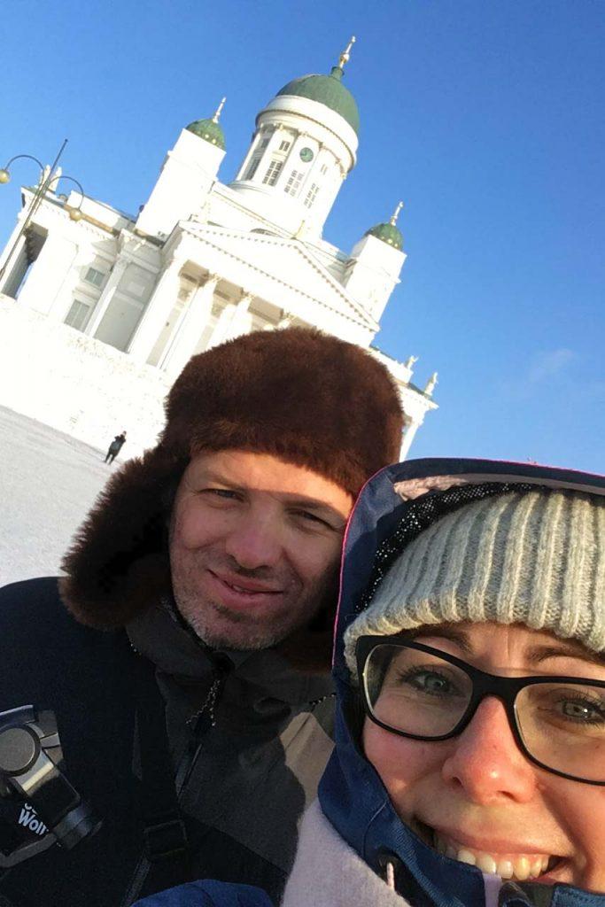 Sehenswürdigkeiten Helsinki mit der Helsinki Card - Finnland im Winter www.gindeslebens.com