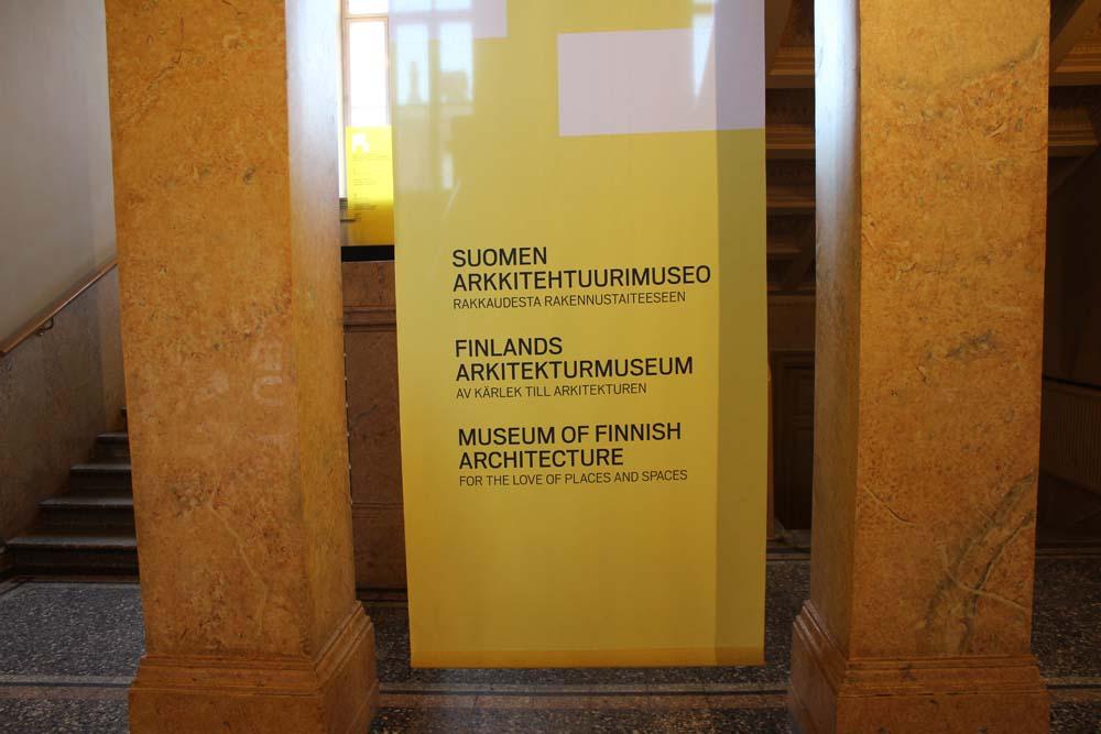 Architekturmuseum Sehenswürdigkeiten Helsinki mit der Helsinki Card - Finnland im Winter www.gindeslebens.com
