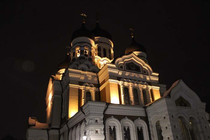 Alexander Newski Kathedrale Sehenswürdigkeiten in Tallinn www.gindeslebens.com
