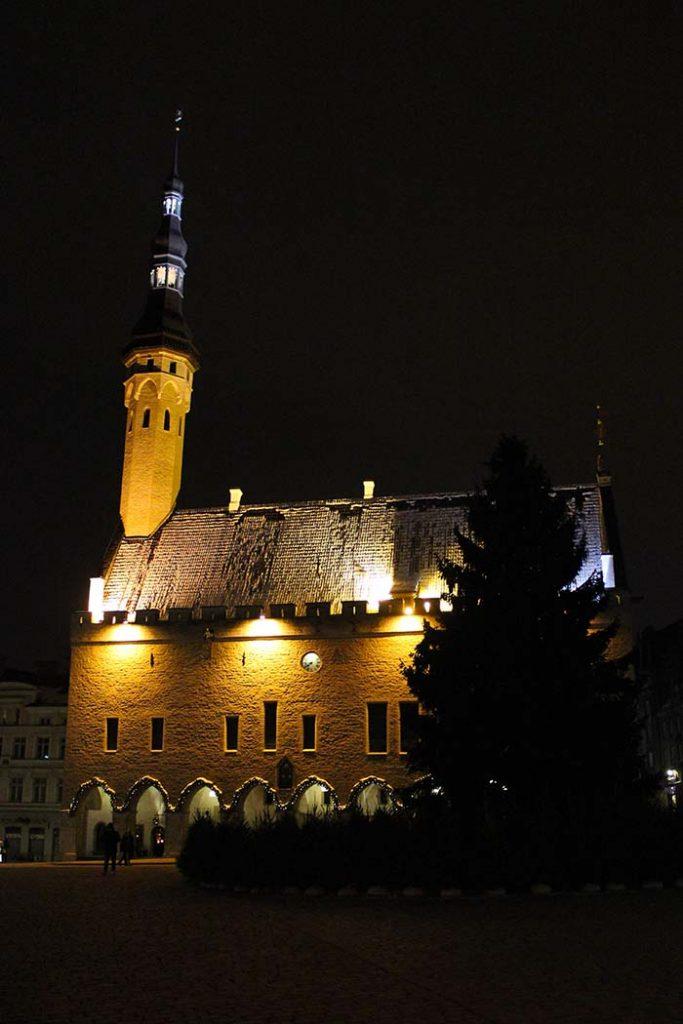 Rathaus Tallinn Sehenswürdigkeiten in Tallinn www.gindeslebens.com