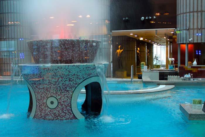 Pool Tallink Spa & Conference Hotel www.gindeslebens.com