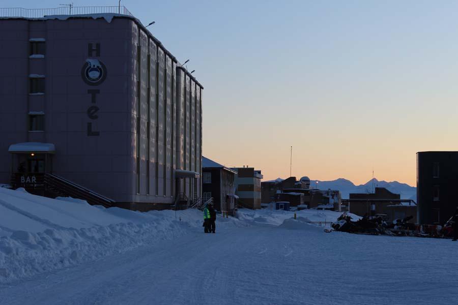 Barentsburg Hotel www.gindeslebens.com