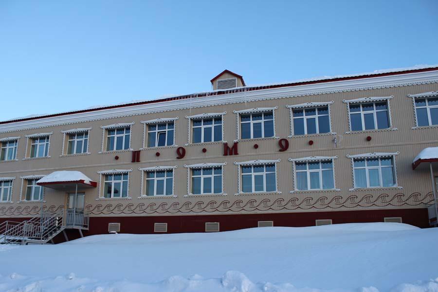 Hostel Pomor Barentsburg www.gindeslebens.com