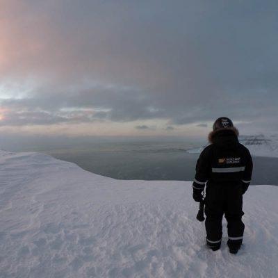 Arctic Treasures Schneemobiltour - Tagestour zum Tempelfjord - Wetter Spitzbergen, beste Reisezeit Spitzbergen, Spitzbergen Reise www.gindeslebens.com