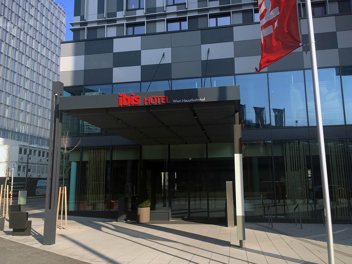 Ibis Wien Hauptbahnhof & Reiseblogger WG