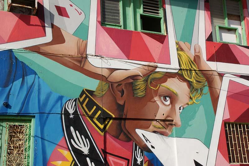 Aruba Streetart © www.flugentenblog.com