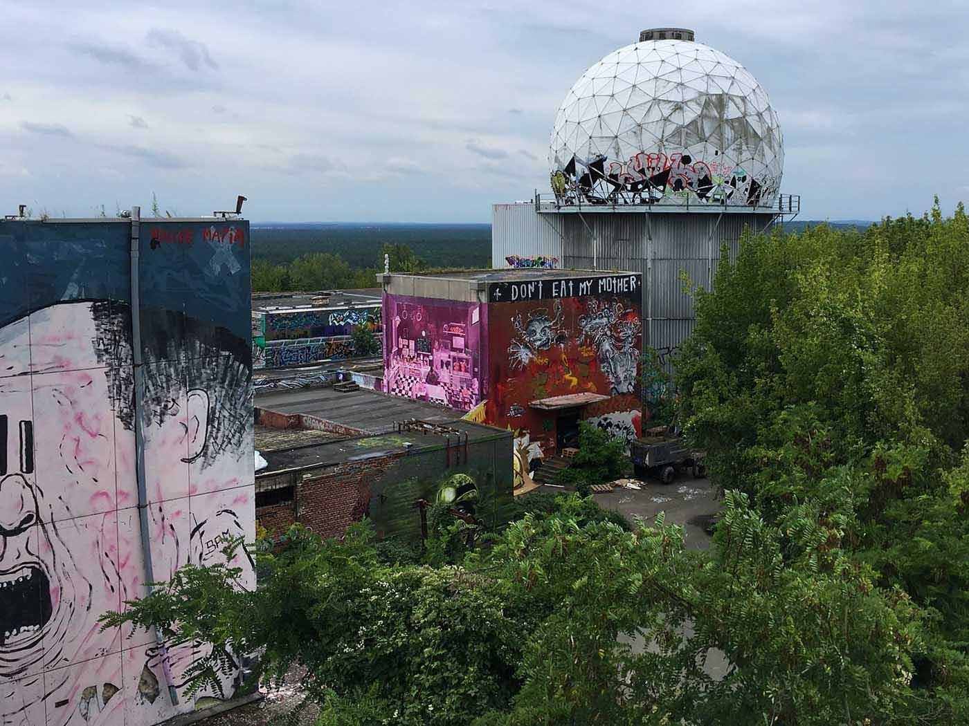 Streetart - die besten Spots weltweit! cover image