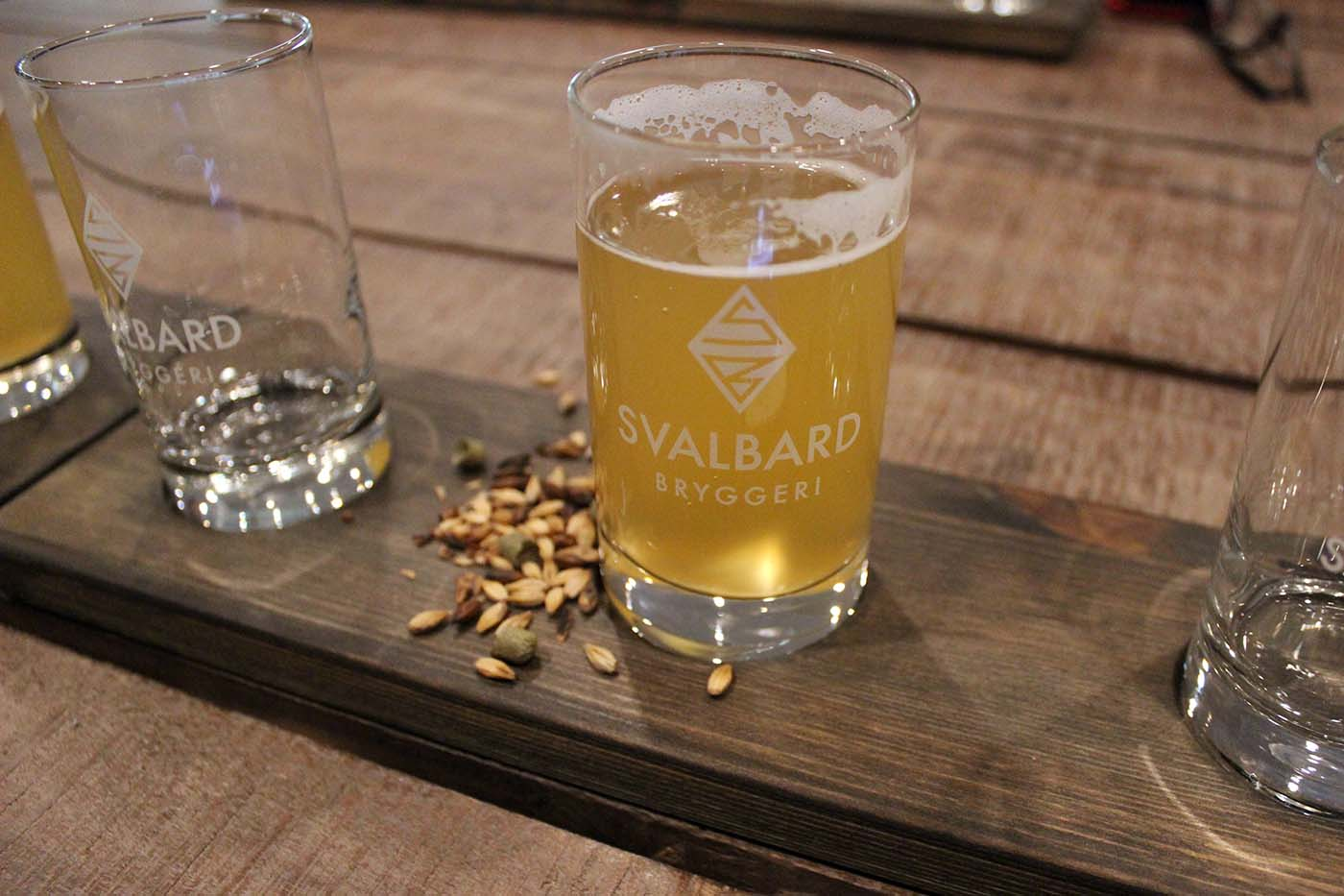 Svalbard Bryggeri - die nördlichste Brauerei der Welt