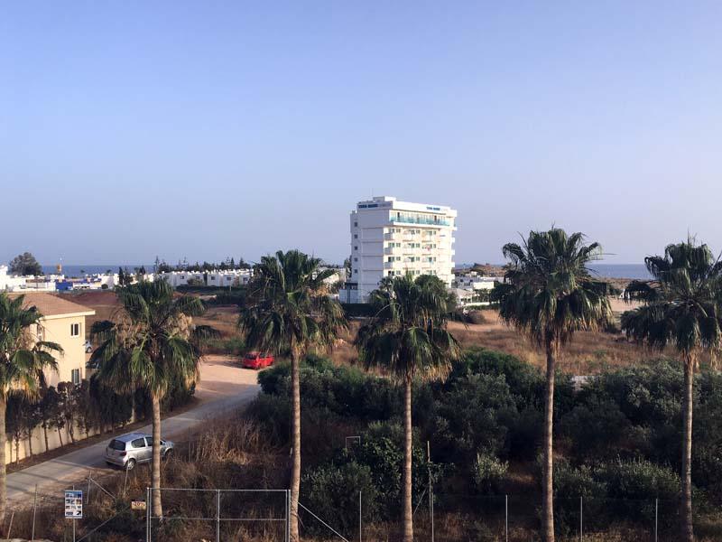 Außenansicht Tasia Maris Sands Kurztrip nach Ayia Napa Zypern www.gindeslebens.com