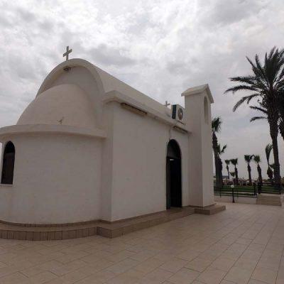 Kirche Nissi Beach Agia Napa Zypern www.gindeslebens.com