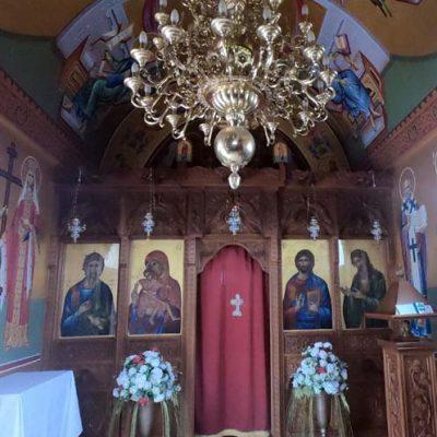 Kirche Niss Beach Ayia Napa Zypern www.gindeslebens.com