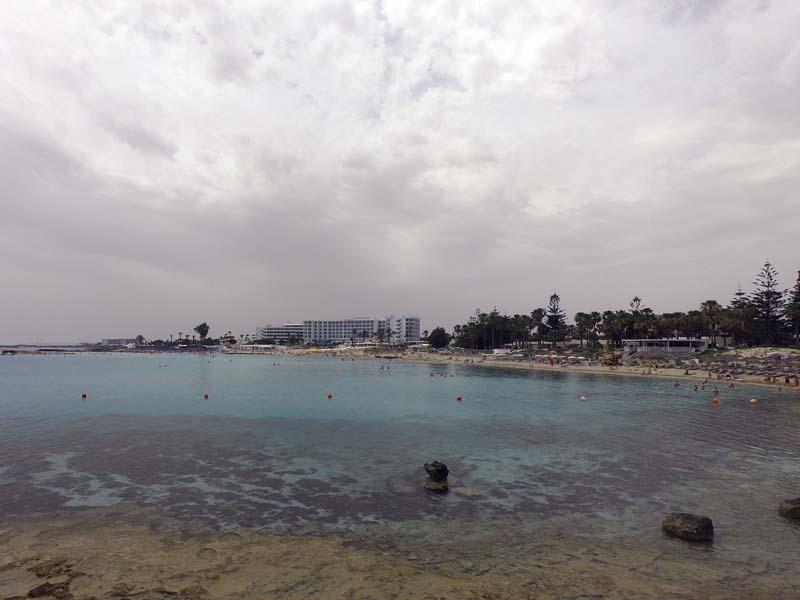 Niss Beach Ayia Napa Zypern www.gindeslebens.com