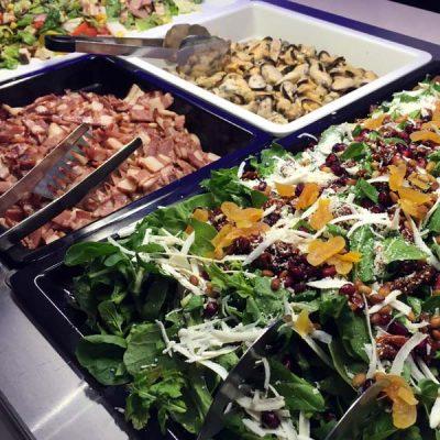 Speisen Buffetrestaurant Tasia Maris Beach Resort Kurztrip nach Ayia Napa Zypern www.gindeslebens.com