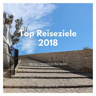 Top Reiseziele 2018