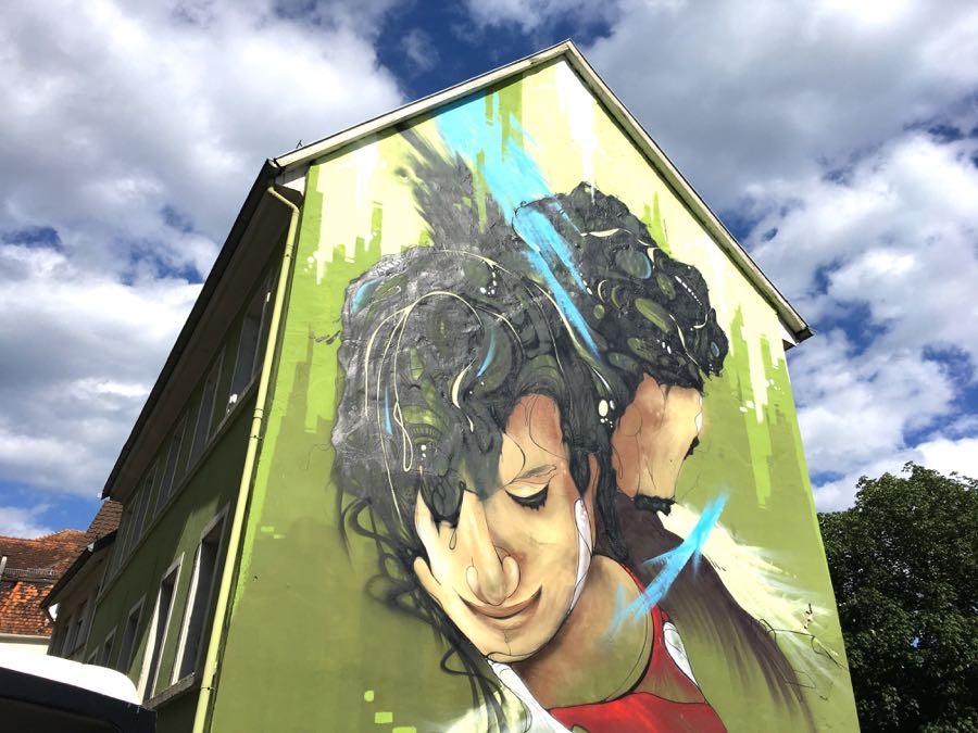 Streetart Heidelberg © www.people-abroad.de