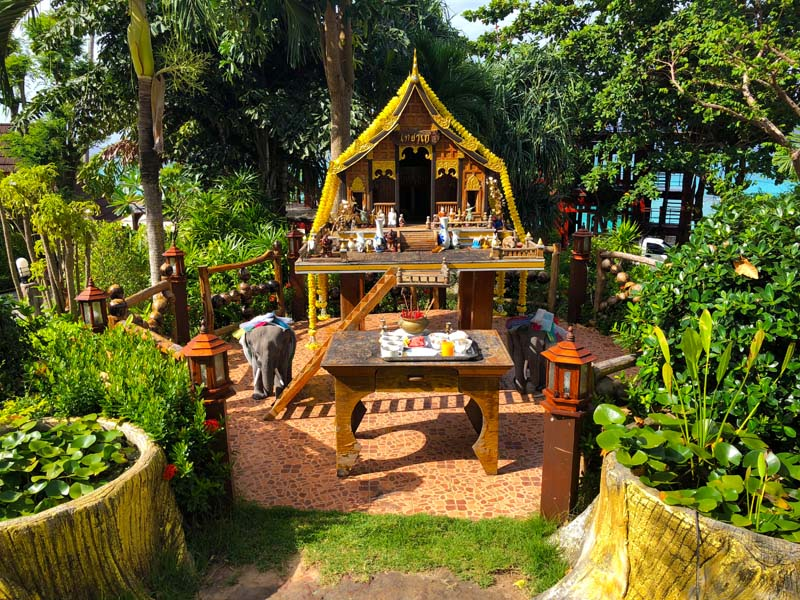 Anlage Phi Phi The Beach Resort Thailand www.gindeslebens.com