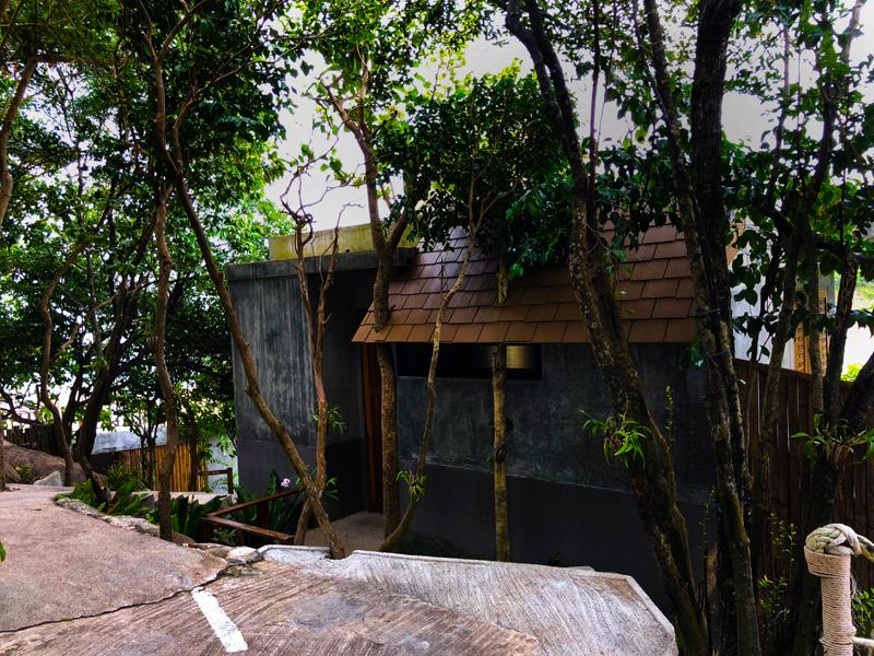 Deluxe Ocean View Nummer A205 Sai Daeng Resort Koh Tao