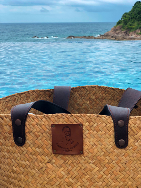 Infinity Pool mit Poolbar Sai Daeng Resort Koh Tao www.gindeslebens.com