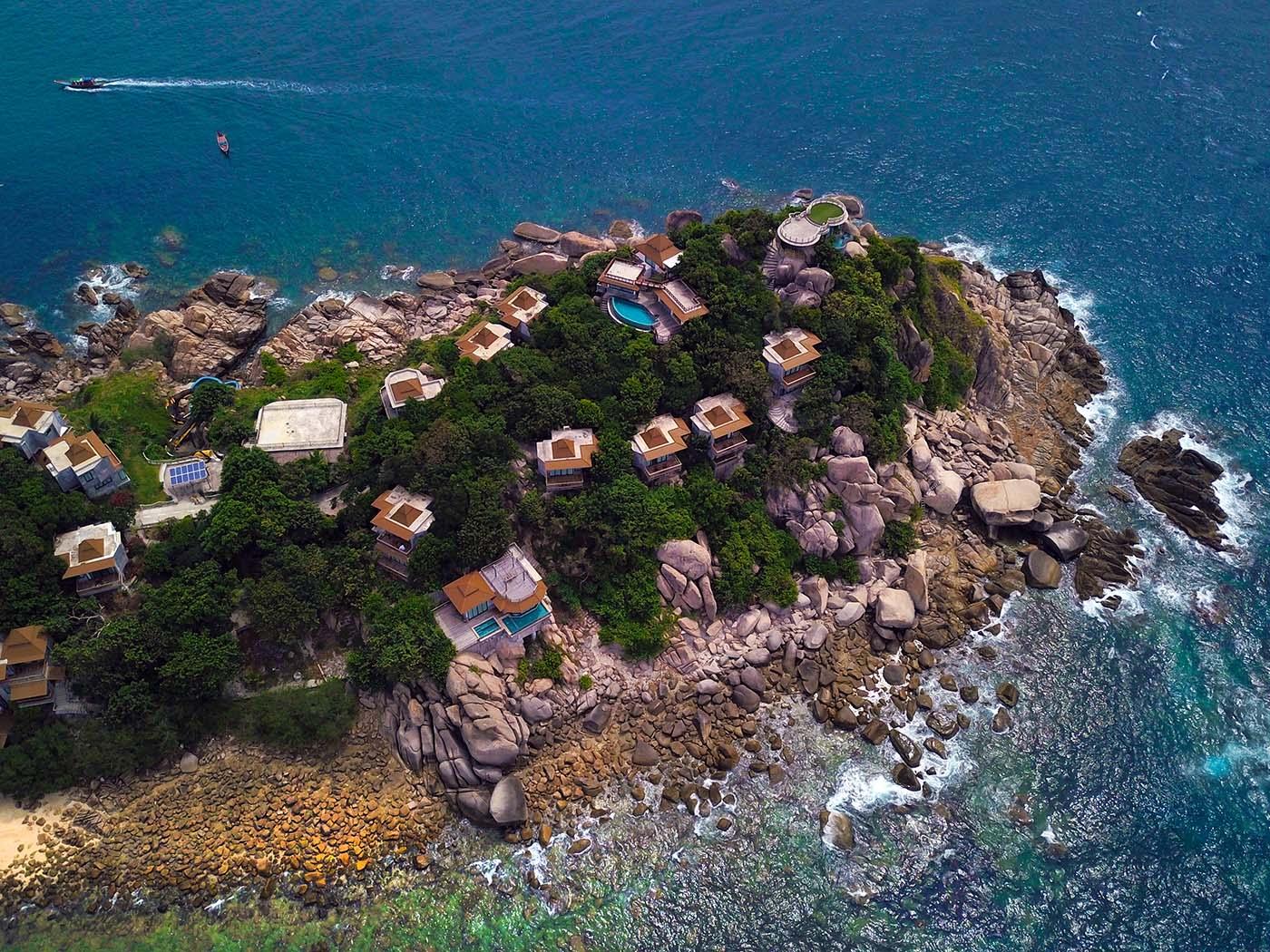 Sai Daeng Resort – romantisches Hideaway auf Koh Tao Thailand