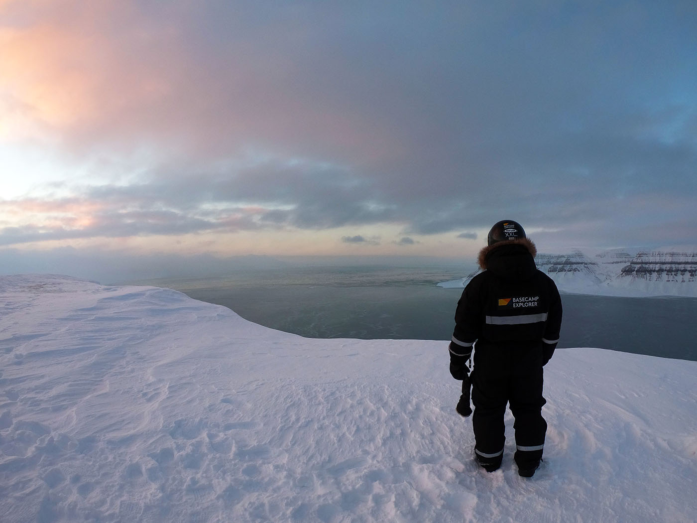 Coolstes Outdoor Erlebnis 2018 - Spitzbergen