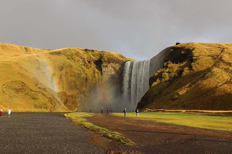 Europa ist für uns eine bunte Reise voller Kontraste - Island www.gindeslebens.com