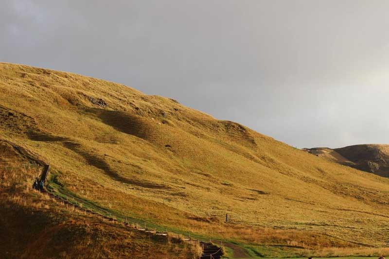 Der goldene Herbst auf Island & und Irland - unsere 5 schönsten Herbstfotos www.gindeslebens.com