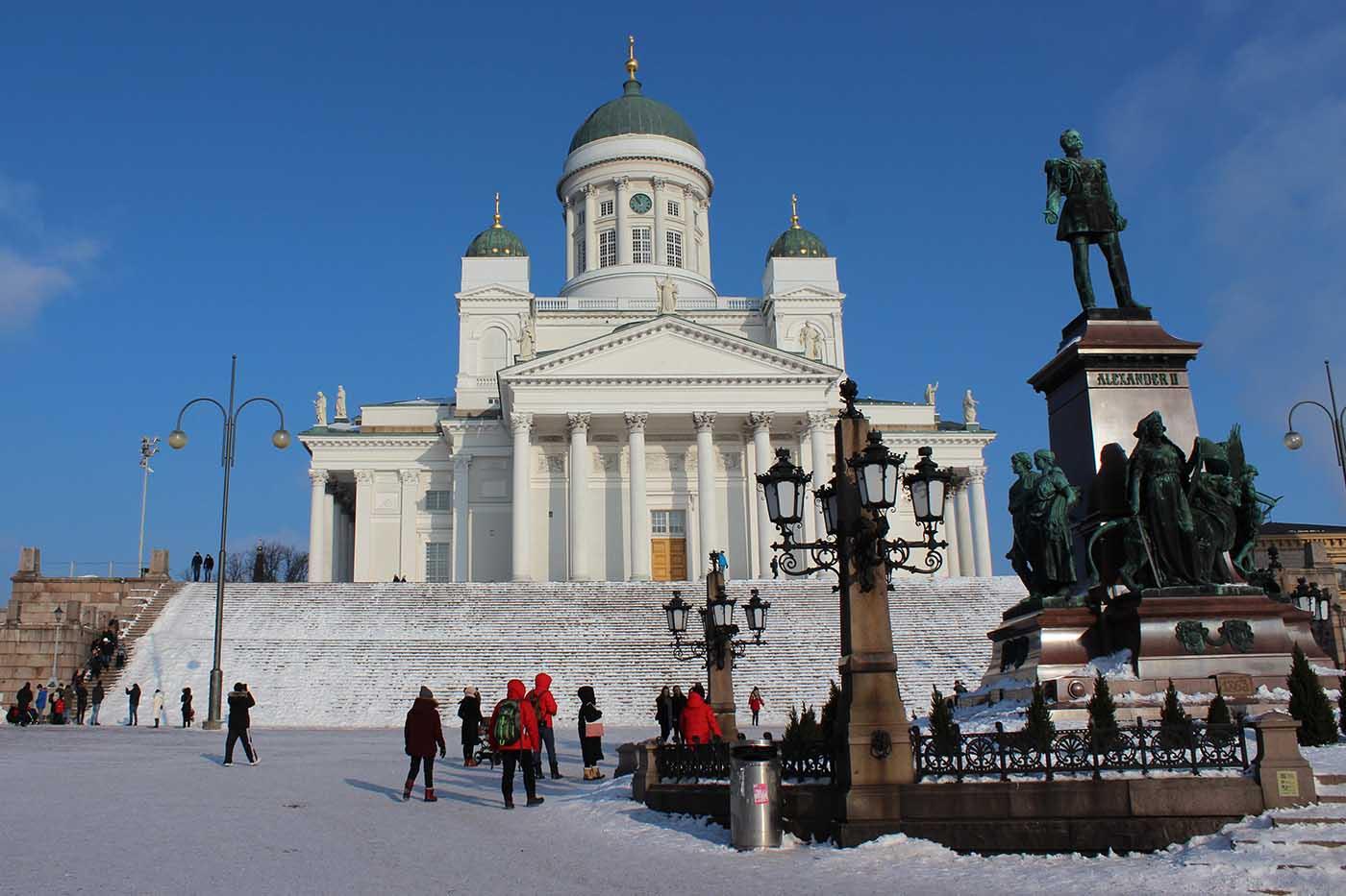 Helsinki in 3 Tagen - Hotelempfehlung, Kulinarik und Sehenswertes