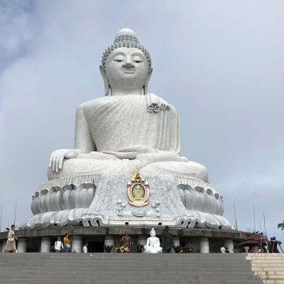Big Buddha Phuket in der Regenzeit - Sehenswertes, Aktivitäten und Tipps www.gindeslebens.com