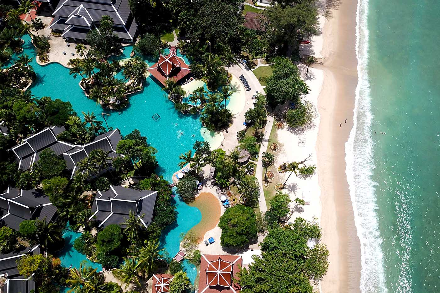 Thavorn Beach Village Resort & Spa Kamala Phuket - Luxus pur!