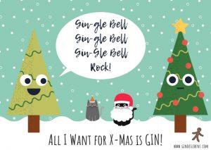 Der Gin des Lebens Adventskalender 2018