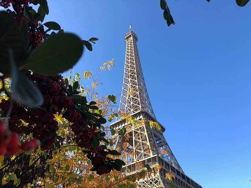 Frankreich Paris Sehenswürdigkeiten Eiffelturm www.gindeslebens.com